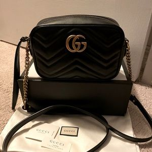 🌸GG MARMONT METALESSE MINI BAG🌸